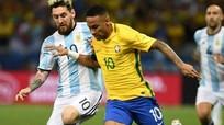 Argentina - Brazil: Màn ra mắt của Sampaoli