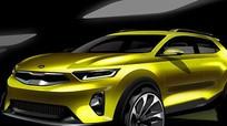 Kia Stonic - SUV mới cạnh tranh Mazda CX-3
