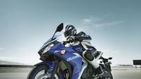 Yamaha YZF-R3 và MT-03 có màu 'áo' mới