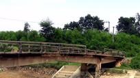 Yên Thành: Dân mỏi mòn chờ 'cầu giấy'