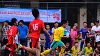 Thiếu niên Đô Lương thua ngược Thái Hòa 4-6
