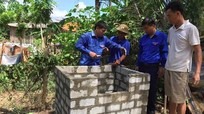 Tuổi trẻ Tương Dương xây 1.700 hố xử lý rác giúp người dân