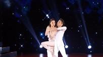 Kiện tướng dancesport Khánh Thi thăng hoa cùng chồng và 'người cũ'