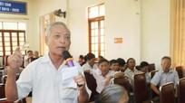 Chủ tịch UBND phường Vinh Tân: Còn tình trạng 'đá ném ao bèo' trong giải tỏa vỉa hè