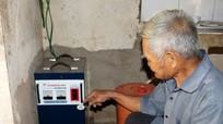 Quỳnh Lưu: Gần 100 hộ dân 'khát' điện