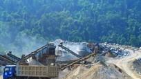 Đóng cửa mỏ 29 khu vực khai thác khoáng sản ở Nghệ An