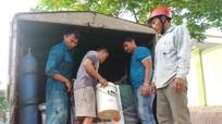 Kỳ Sơn: Cấp hơn 1.600 kg cá giống cho người nghèo