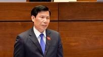 Bộ trưởng Bộ Văn hóa- Thể thao và Du lịch nhận trách nhiệm trước Quốc hội