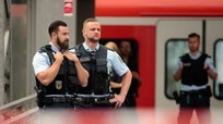 Nổ súng tại ga tàu điện ngầm ở Đức