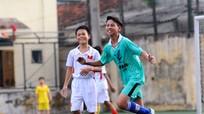 Đương kim Vô địch thiếu niên Quỳnh Lưu giành ngôi đầu bảng C