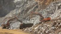 Doanh nghiệp khai khoáng ở Nghệ An 'kêu' giá thuê đất mỏ cao