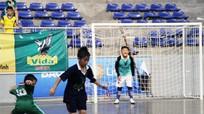 Thắng Nhi đồng Yên Thành, Tân Kỳ giành vé vào chơi trận chung kết
