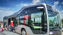 Siêu xe buýt dành cho tương lai của Mercedes