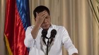 Tổng thống Philippines rút khỏi các công việc công