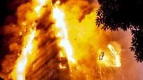 Việt Nam gửi lời chia buồn sau vụ hỏa hoạn kinh hoàng ở London