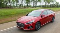 Hyundai nâng cấp Sonata 2018, giá bán tăng 500 USD