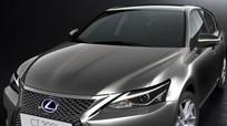 Lexus trình làng bản nâng cấp CT 200h 2018