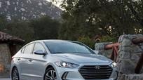 Hyundai Elantra bản nâng cấp giá từ 18.850 USD