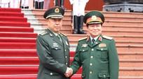 Phó chủ tịch Quân ủy Trung ương Trung Quốc thăm Việt Nam