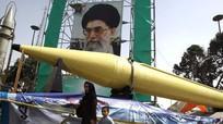 Iran nã hàng loạt tên lửa đất đối đất vào khu vực miền Đông Syria