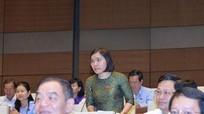 Đại biểu Đinh Thị Kiều Trinh: Đề nghị làm rõ 'chủ rừng' có đồng thời là 'chủ đất'?