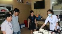 Đảm bảo an toàn thực phẩm cho kỳ thi THPT quốc gia 2017