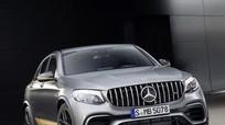 Siêu SUV Mercedes-AMG GLC 63 chốt giá từ 2,46 tỷ đồng