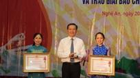 Báo Nghệ An vinh dự nhận Bằng khen của Thủ tướng Chính phủ
