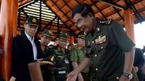 Thủ tướng Hun Sen cảm ơn Việt Nam khi trở lại Bình Phước