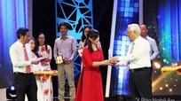 Báo Nghệ An đạt giải C giải Báo chí Quốc gia 2016