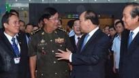 Thủ tướng Chính phủ Vương quốc Campuchia Hun Sen thăm Việt Nam