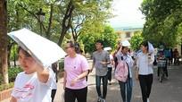 Sáng nay (6/7), Nghệ An được công bố điểm thi THPT quốc gia