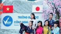 Đại học Công nghệ Vạn Xuân tiên phong triển khai 'Chương trình đào tạo chuẩn Nhật Bản'