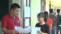 Không khí buổi thi đầu tiên kỳ thi THPT quốc gia tại các địa phương