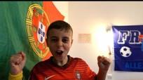 Cậu bé Bồ Đào Nha biểu tượng cho sự thấu cảm trong đề Văn là ai?