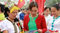 Nghệ An: Hỗ trợ gần 6 tỷ đồng cho phụ nữ dân tộc thiểu số nghèo chấp hành đúng chính sách dân số