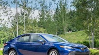 Toyota Camry 2018 chốt giá chỉ từ 540 triệu đồng