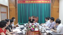 Đảng ủy Khối CCQ tỉnh sẽ tổ chức thi bí thư chi bộ giỏi