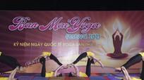 Khỏe, trẻ, đẹp với Yoga Ban Mai