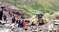Lở đất ở Trung Quốc, hơn 140 người có thể bị chôn vùi