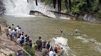 Tìm thấy thi thể người đàn ông mất tích trên thác 7 tầng ở Nghệ An