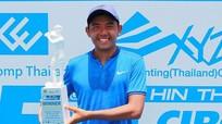 Lý Hoàng Nam ngược dòng vô địch giải quần vợt nhà nghề Thái Lan F3 Futures