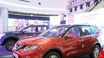 Nissan tung Navara và X-Trail bản giới hạn tại Việt Nam