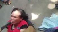 Sự thật về người phụ nữ có hành vi nghi bắt cóc trẻ em ở Nam Đàn