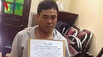 Bắt đối tượng vận chuyển 1.600 viên ma túy từ Lào về Việt Nam
