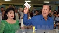 Các đảng phái ở Campuchia công nhận kết quả bầu cử hội đồng xã, phường