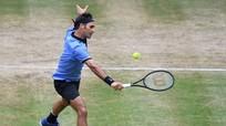 Federer lần thứ 9 đăng quang giải Halle