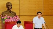 Đồng chí Nguyễn Đắc Vinh: UBND tỉnh cần quyết liệt chỉ đạo để đạt mục tiêu phát triển
