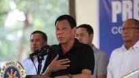 Philippines trấn an Tổng thống Duterte 'còn sống và khỏe mạnh'