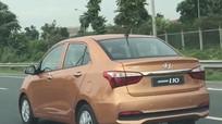 Hyundai Grand i10 2017 lắp ráp ở Việt Nam chạy thử trên phố